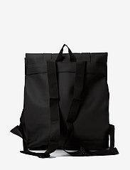 Rains - Msn Bag - rucksäcke - 01 black - 2