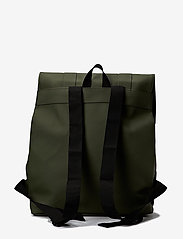 Rains - Msn Bag - rucksäcke - green - 2