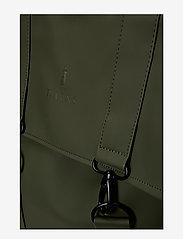 Rains - Msn Bag - rucksäcke - green - 3