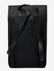 Rains - Backpack - väskor - 01 black - 1