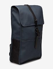 Rains - Backpack - rucksäcke - 02 blue - 2