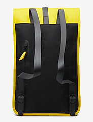 Rains - Backpack - rucksäcke - 04 yellow - 1