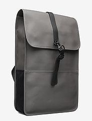 Rains - Backpack - rucksäcke - 18 charcoal - 3