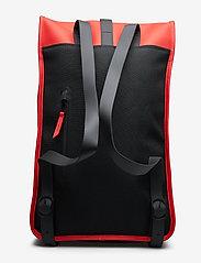Rains - Backpack - rucksäcke - red - 1