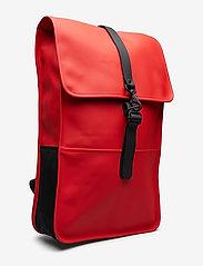 Rains - Backpack - rucksäcke - red - 2