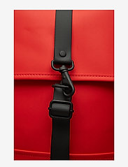 Rains - Backpack - rucksäcke - red - 3