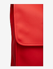Rains - Backpack - rucksäcke - red - 4