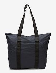 Rains - Tote Bag Rush - weekend bags - 02 blue - 1