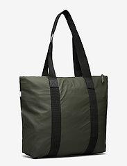 Rains - Tote Bag Rush - casual shoppers - 03 green - 2