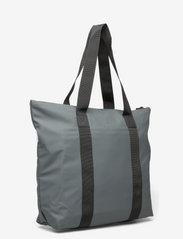 Rains - Tote Bag Rush - weekend bags - 05 slate - 2