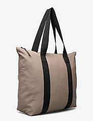 Rains - Tote Bag Rush - viikonloppulaukut - 17 taupe - 2