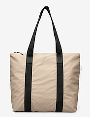 Rains - Tote Bag Rush - casual shoppers - 35 beige - 0