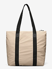 Rains - Tote Bag Rush - casual shoppers - 35 beige - 1