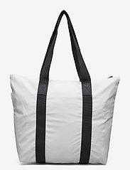 Rains - Tote Bag Rush - viikonloppulaukut - 58 off white - 1