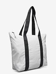 Rains - Tote Bag Rush - viikonloppulaukut - 58 off white - 2
