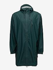 Rains - Parka Coat - sadetakit - 40 dark teal - 1