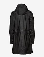 Rains - W Coat - regenbekleidung - 01 black - 3
