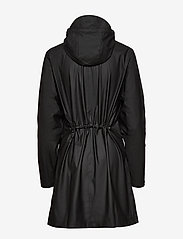 Rains - W Coat - regenbekleidung - 01 black - 4