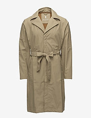 Rains - Overcoat - regenbekleidung - 30 desert - 0