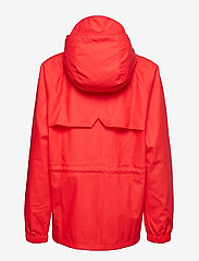 Rains - W Jacket - regenbekleidung - red - 2