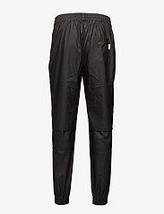 Rains - Trousers - regnbukser - 01 black - 2