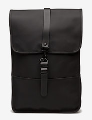 Rains - Backpack Mini - rucksäcke - 01 black - 1