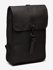 Rains - Backpack Mini - rucksäcke - 01 black - 2