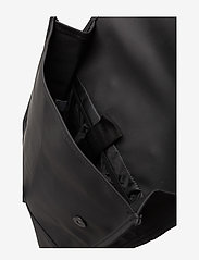 Rains - Backpack Mini - rucksäcke - 01 black - 3