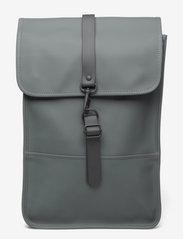 Rains - Backpack Mini - sacs à dos - 05 slate - 0