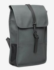 Rains - Backpack Mini - sacs à dos - 05 slate - 2