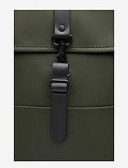 Rains - Backpack Mini - rucksäcke - green - 3