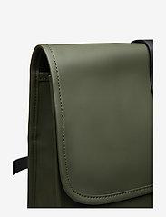 Rains - Backpack Mini - rucksäcke - green - 4