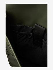 Rains - Backpack Mini - rucksäcke - green - 5