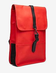Rains - Backpack Mini - rucksäcke - red - 2