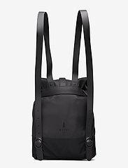 Rains - Drawstring Backpack - backpacks - 01 black - 1