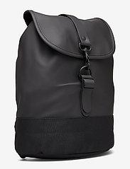 Rains - Drawstring Backpack - backpacks - 01 black - 2