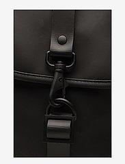 Rains - Drawstring Backpack - backpacks - 01 black - 3