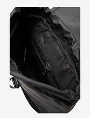 Rains - Drawstring Backpack - backpacks - 01 black - 4