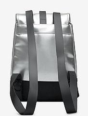 Rains - Drawstring Backpack - rucksäcke - 12 silver - 2