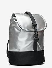 Rains - Drawstring Backpack - rucksäcke - 12 silver - 3