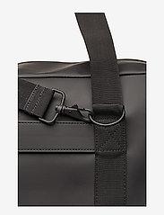 Rains - Luggage Bag - laptop taschen - 01 black - 4