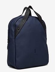 Rains - Backpack Go - rucksäcke - 02 blue - 2