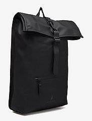 Rains - Rolltop Rucksack - sacs à dos - 01 black - 2