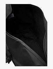 Rains - Weekend Bag - matkalaukut - 01 black - 5