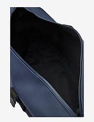 Rains - Weekend Bag - matkalaukut - 02 blue - 5