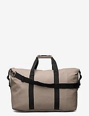 Weekend Bag - 17 TAUPE