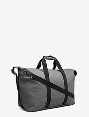 Rains - Weekend Bag - matkalaukut - charcoal - 2