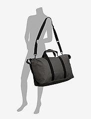 Rains - Weekend Bag - matkalaukut - charcoal - 4
