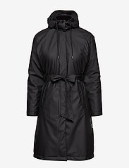 Rains - W Trench Coat - regntøj - 01 black - 2