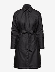 Rains - W Trench Coat - regntøj - 01 black - 3